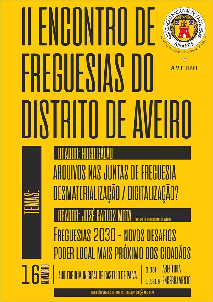 II Encontro_Freguesias Aveiro_2019.11.15