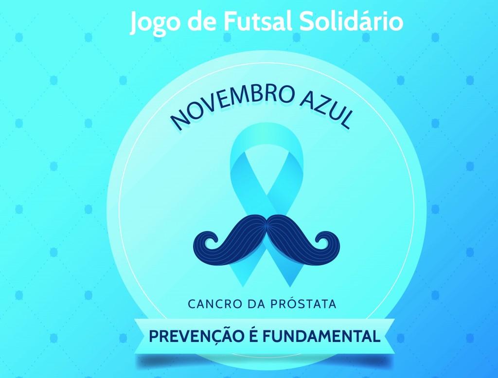 cartaz novembro azul