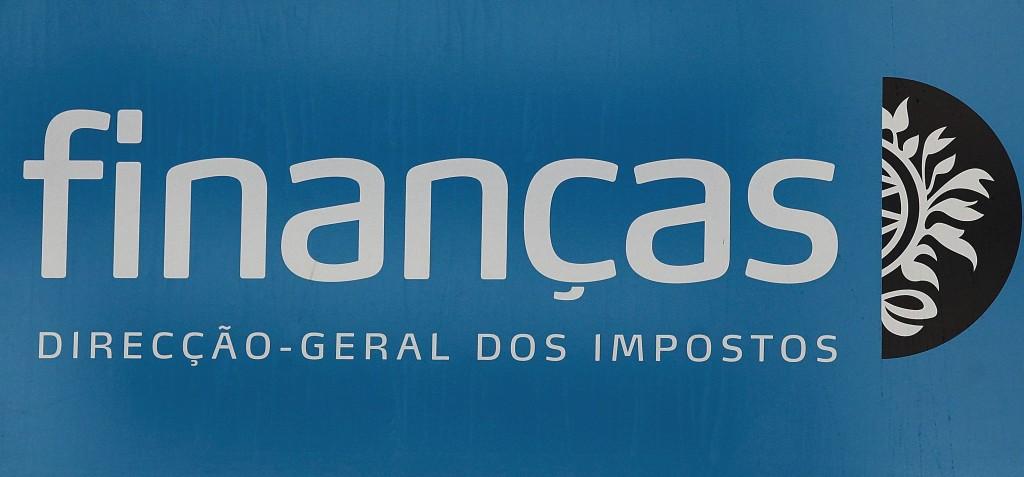 Logotipo das finanças, 20 de setembro de 2011 em Lisboa. ANTONIO COTRIM/LUSA